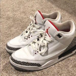 Jordan Cement 3s